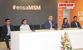 #ensaMSM : Lancement du nouveau slogan du parti Soleil…