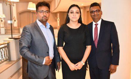 Harshini Mahadoo, Kamlesh Seecchurn et Fardeen Ebrahimsaib claquent la porte du Reform Party…