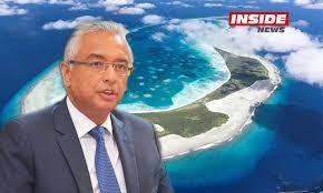 """Pravind Jugnauth: """"Que le Royaume-Uni mette immédiatement fin à son administration illégale de l'archipel des Chagos""""…"""