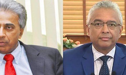 Pravind Jugnauth estime que les propos d'Arvin Boolell sont diffamatoires et lui réclame Rs 25 millions…