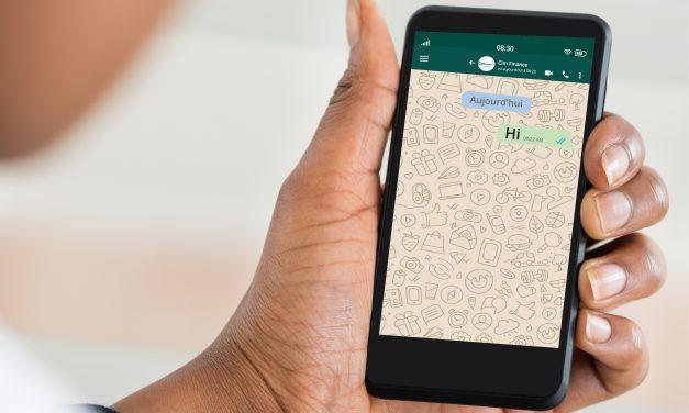 WhatsApp for Business Cim Finance met une plateforme innovante à la disposition des PME…