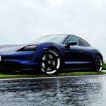 Porsche : la Taycan 100% électrique mise en lumière le temps d'une journée