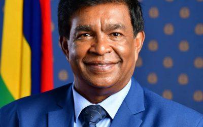 Message du Président Roopun aux Mauriciens…