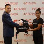 ABC Banking Corporation réitère son soutien envers Noemi Alphonse MSK…