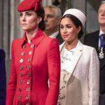 La guerre des duchesses? Kate Middleton « ne laissera pas Meghan Markle piétiner la monarchie britannique »…
