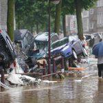 Inondations en Belgique : «Que ceux qui peuvent quitter la ville de Liège la quittent», alerte la bourgmestre…