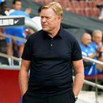 Le FC Barcelone dans l'impasse pour limoger Ronald Koeman