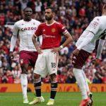 Bruno Fernandes présente ses excuses après son penalty raté